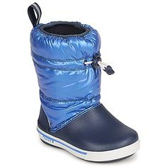 CROCBAND IRIDESCENT GUST BOOT KIDS Blue  -  Preis - € 49.99