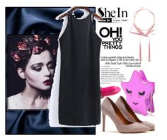 """""""SheIn 10/IV"""" by saaraa-21 ❤ liked on Polyvore featuring Urban Decay and shein"""