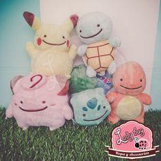 Peluches Pokemon En Stock, Ladybug, Bugs, Pokemon, Teddy Bear, Animals, Plushies, Products, Favors