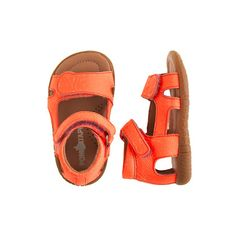 Girls' Pom d'Api® Jungle Pom Velcro® sandals