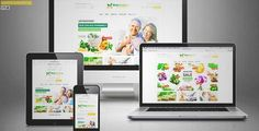Download and review of 123 Medicine - Pharmacy Shop & Hospital / Medical / Health Service Theme, one of the best Themeforest eCommerces themes