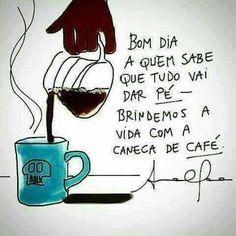 Bom dia Café  Quote
