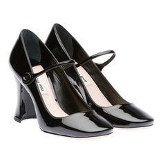 Miu Miu e-store · Shoes · Pumps · Pump 5I9995_XV4_F0002_F_085