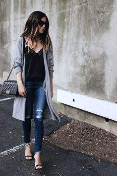 Somewhere, Lately: On Trend: Slip Dress & Satin Camisole