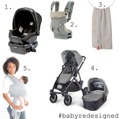 baby redesigned: getting around - the love designed life