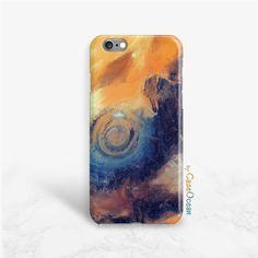 Orange stone phone case iPhone 6 6s 6Plus phone case iPhone 5 5s 5c SE phone…