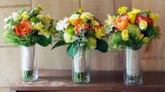 Lovely bouquets from Wyckoff Florist and Gifts of Wyckoff, New Jersey