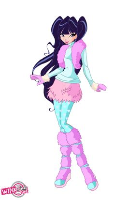 Winx Club-Musa.I love the outfit I'm inspired to make something like it. that's why am going n to be putin up some of my favour Winx Club inspired outfits. ☺ in joy!!!!!!!!!