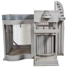 """Art Deco"" Bird Cage"