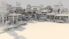 ArtStation - 3D, 力中 常