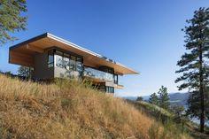 Lefebvre-Smyth Residence, Kaleden, BC, Canada by CEI Architecture