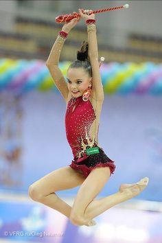 Аверина Дина - Гимнастика ПРО - всё о художественной гимнастике!