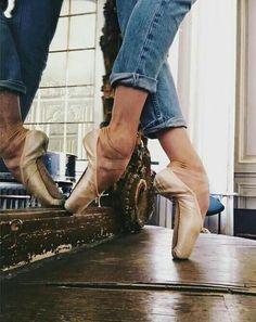 #Ballet_beautie #sur_les_pointes *Ballet_beautie, sur les pointes !*