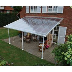porch deck canopy | ... Palram ‹ View All Garden Structures ‹ View All Canopies & Awnings