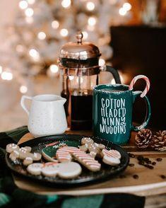 Cotton Headed Ninny Muggins Mug - Weihnachten - Christmas Christmas Time Is Here, Christmas Mood, Noel Christmas, Merry Little Christmas, All Things Christmas, Christmas Coffee, Christmas Flatlay, Closed For Christmas, Hygge Christmas