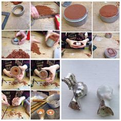 Predominant metal working process why not try here Silver Casting, Sand Casting, Metal Casting, Jewelry Tools, Jewelry Crafts, Jewelry Art, Jewelry Making, Jewelry Ideas, Jewelry Rings
