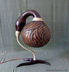 Image result for gourd lamp