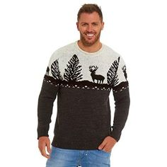 #Christmas Additional tips Lekeez Unisex Knitted Ugly Christmas Sweater Pullover Grey Silhouette XX-Large for Christmas Gifts Idea Sales . Whenever Christmas  arrives, a number of pursuits obtain routinary due to the fact we have carried out these people a great number of periods formerly they have got become some sort of custom. If all ...