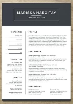 Modern Resume Template Word New 24 Free Resume Templates to Help You Land the Job Indesign Resume Template, Microsoft Word Resume Template, Simple Resume Template, Resume Design Template, Resume Template Download, Psd Download, Free Professional Resume Template, Indesign Free, Business Professional