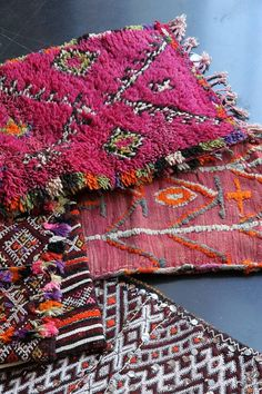 Some awesome textiles to spice up your pad~