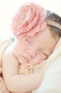 new born, baby girl