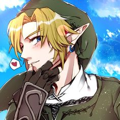 Link! How can you be so damn hot <3