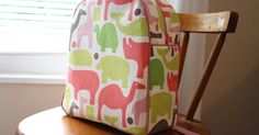 Handmade Homemaker: Toddler Backpack