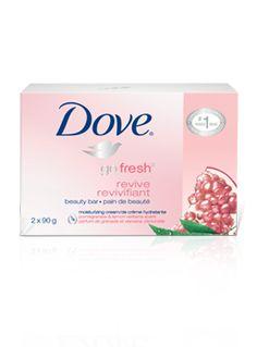 go fresh® Revive Beauty Bar Dove Products, Dove Go Fresh, Radiant Skin, Beauty Bar, Body Care, Bath And Body