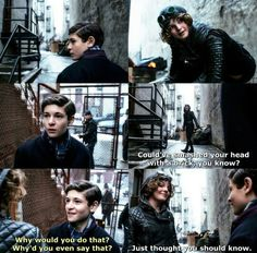 Just thought you should know. Gotham - Gothamtv2014