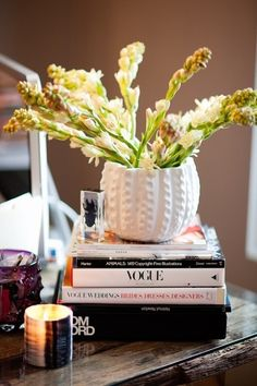 I need some great books like these... Chanel especially.