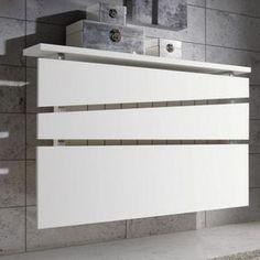 White-radiator-cover.jpg (488×488) More: