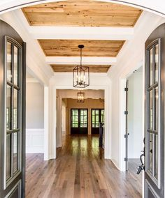 Look at this ceiling that I am adding to my MIDTOWN CAJUN COTTAGE board! Not my DREAM CAJUN COTTAGE - because that is the name of a style of house I want to build!! In midtown - not because of some Cajun guy - just saying stalkers
