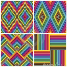 Art deco pattern by Sangoiri, via Dreamstime