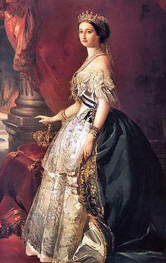 María Eugenia Palafox Portocarrero y KirkPatrick, condesa de Teba, más conocida como Eugenia de Montijo (Granada, 5 de mayo de 1826 - Madrid, 11 de julio de 1920) fue emperatriz consorte de los franceses como esposa de Napoleón III.