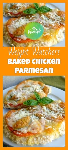 A ightened-up version of the Italian-American classic – topped with sliced tomatoes and basil instead of sauce and baked instead of fried – this easy healthy baked chicken parmesan is sure to become a family favorite! Servings: 4 Calories: 297 kcal Ingredients 4 (4 ounces each) boneless, skinless chicken breasts, pounded to even 1/2-inch thickness …