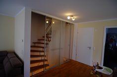 Offenes treppenhaus abtrennen  16 Raumhohe Schiebetüren zum Treppenhaus - Diele - Möbel ...
