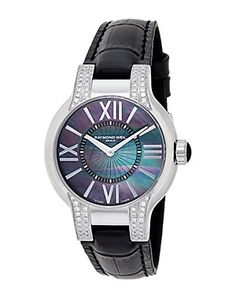 "Raymond Weil Women's ""Noemia"" Diamond Watch"