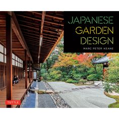 The creation of a Japanese garden combines respect for nature with adherence to simple principles of aesthetics and structure. In Japanese Garden Design, landscape architect Marc Peter Keane presents the history and development of the classical metaphors that underlie all Japanese gardens.
