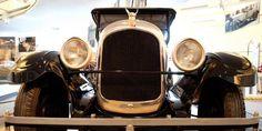 Throwing it way back to this 1924 #Chrysler B-70 Phaeton. #TBT