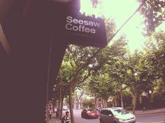 SeeSaw Coffee Adventure in Shanghai // Sprudge