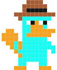 Stickaz :: Perry  - Stickers Muraux