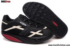 Sale Cheap Women MBT M.Walk Shoes White Cross Black Red Casual shoes Store