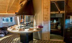 Onko tässä sinun unelmiesi sauna?