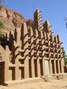 photos: Mud architecture