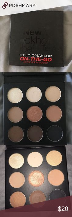 Studio make up pallet Eyeshadow I did swatch it. But overall beautiful colors. studio makeup Makeup Eyeshadow