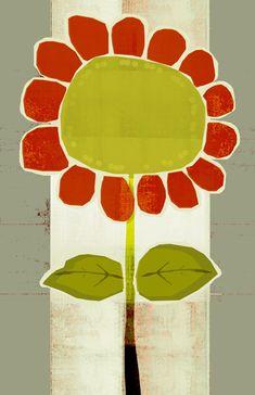 Linda Vachon jardin | Flickr - Photo Sharing! Inspiration for custom colors assignment