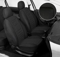 2 #black front car seat covers #protectors for chevrolet #captiva,  View more on the LINK: 	http://www.zeppy.io/product/gb/2/252381441010/