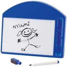 Un acierto garantizado ¿Qué gusta más a un niño que una simpática pizarra para pintar con rotulador?