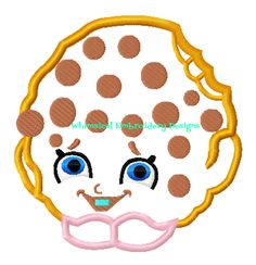 Cookie on pinterest shopkins moose toys and butterscotch chips