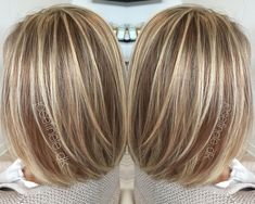 Best 12 Image gallery – Page 692428511436788360 – Artofit – SkillOfKing.Co… Best 12 Image gallery – Page 692428511436788360 – Artofit – SkillOfKing.Com - Farbige Haare Medium Hair Styles, Short Hair Styles, Mom Hairstyles, Hair Color Highlights, Blonde Highlights Bob Haircut, Brown Blonde Hair, Hair Color And Cut, Great Hair, Short Hair Cuts